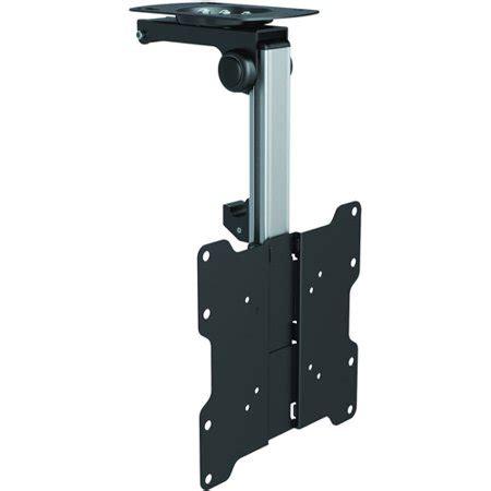 Pers Premium L 42 ematic black folding tv ceiling mount for tvs 17 quot 32