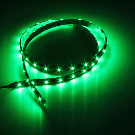 Underbody Lights by Underbody Led Lights Green Car Truck 4 Kit Led Strips Vehicle