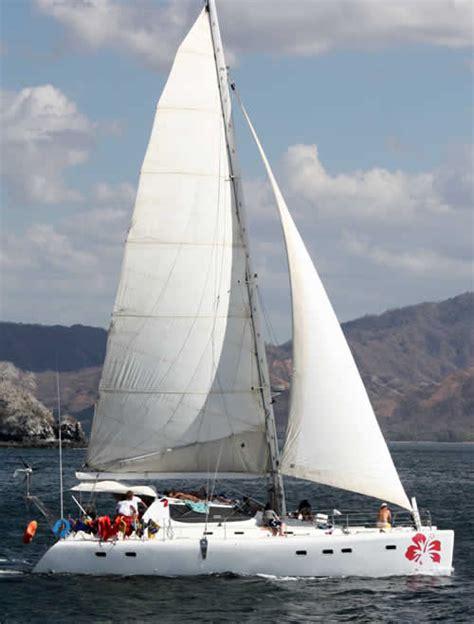 catamaran costa rica liberia sailing tours in papagayo costa rica papagayo sport fishing