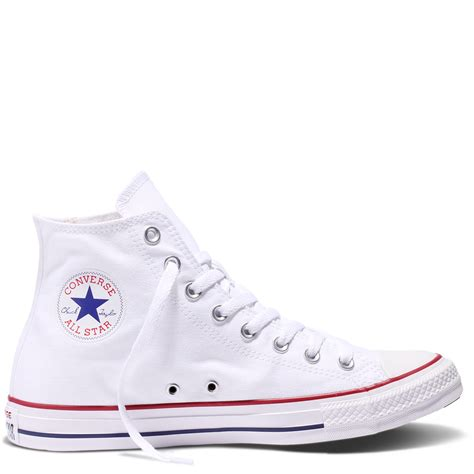 chuck all classic colour high top white