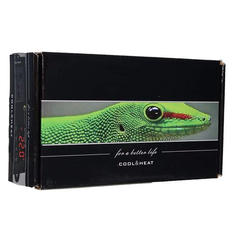 original 220v digital thermostat temperature controller socket for reptile aquarium tank cine