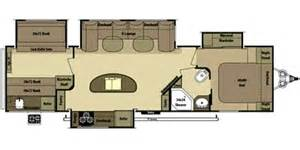 Open Range Floor Plans by 2015 Open Range Trailers Reviews Prices And Specs Rv