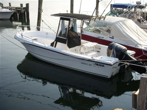 mako cc fishing machine  saleboat sold  hull