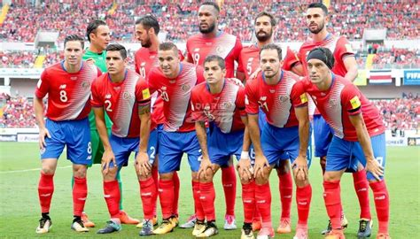costa rica has its hopes up for the world cup in russia