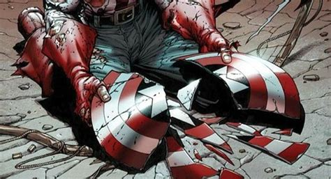 Real Pic Tameng Captain America 5 materiales ficticios con propiedades inimaginables