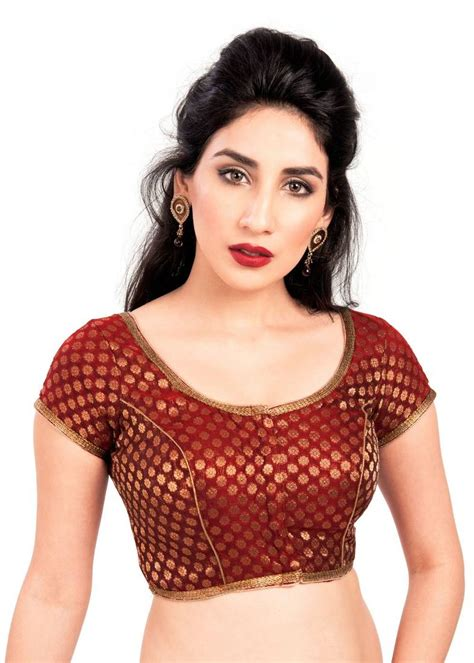 Pristin Blouse Maroon Tanpa Inner buy maroon padded blouse with cut black