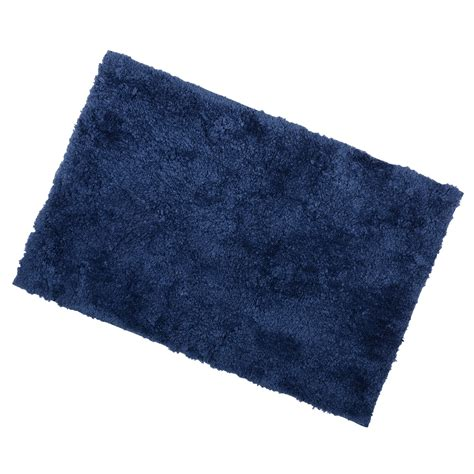 Navy Bath Rug by 40x60cm Navy Tufted Microfibre Shower Bath Mat Rug Non