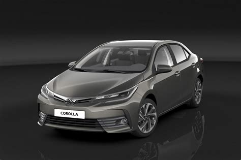Toyota South 2016 Toyota Corolla Facelift For European Market Revealed