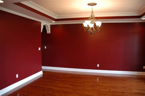 how to paint a room red pin by lorena azulambarvioleta fuentes on red wall pared