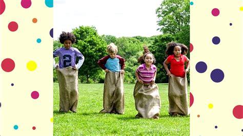 imagenes de fiestas infantiles sencillas juegos divertidos al aire libre para fiestas infantiles