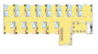 Hotel Floor Plan Dwg by Mini Hotel Floor Plan Floor Plan Examples Hotel