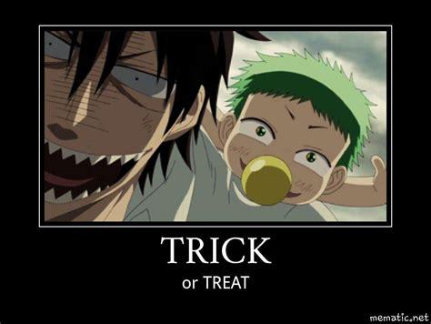 Trick Or Treat Meme - beelzebub meme anime amino