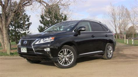 2013 lexus rx 450h review review hybrid cars review 2013 lexus rx 450h awd responsible opulence