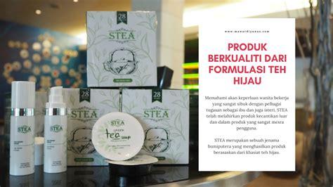Produk Teh Hijau produk berkualiti dari formulasi teh hijau mawardi yunus