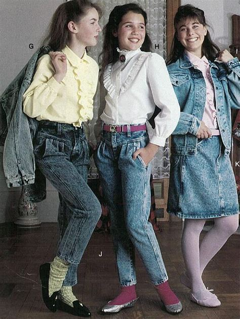 8 Fashion Trends Best Suited For The by 1980s Fashion For 80s Fashion Trends