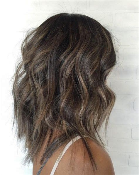 Medium Hairstyles For Thin Hair by Best 25 Thin Highlights Ideas On Highlights