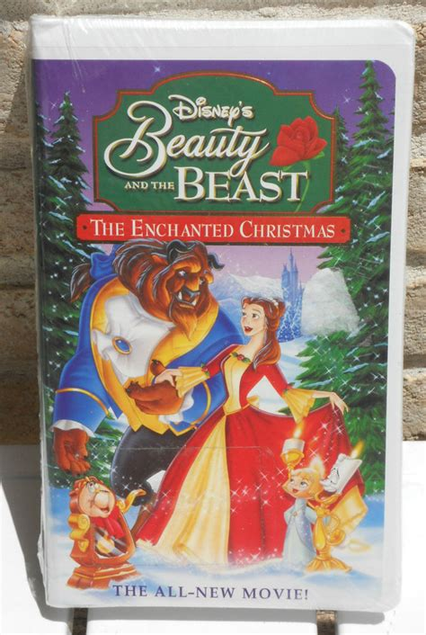 And The Enchanted L by And The Beast The Enchanted Vhs Clamshell New 786936045178 Ebay