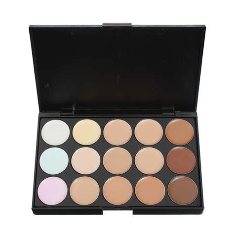 color concealer 15 colors flawless makeup concealer foundation palette set