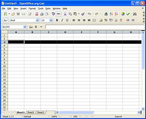 Spreadsheet C by Shopping Spree Spreadsheet