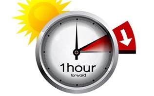 3 freebies for the start of daylight saving time 2016