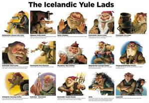 Iceland Christmas Eve Book Tradition the yule lads icelandic christmas folklore the first gates