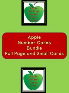 Apple Gift Card Amount - primary grades on pinterest task cards special education and math centers