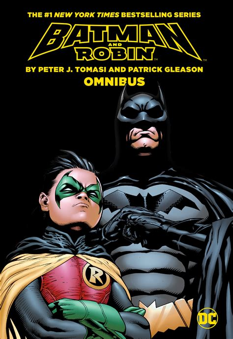 batman robin by j tomasi gleason omnibus batman and robin by j tomasi and gleason jun170395 batman robin by tomasi gleason omnibus hc