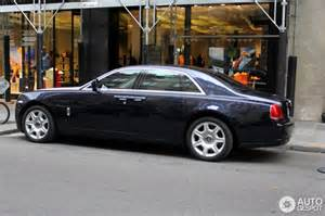 Rolls Royce Ghost Weight Rolls Royce Ghost 21 May 2016 Autogespot