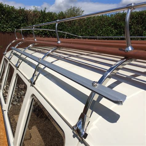 vw t5 bolt on awning rail for roof rack cer essentials