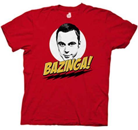 Big Bang Theory Sheldon T Shirt | big bang bazinga with sheldon shirt ebay
