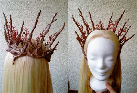 Handmade Crown - handmade crown quot thranduil quot the hobbit steunk