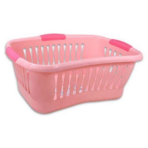 Wholesale Laundry Basket 27 L Plastic Pink Laundry Sku Pink Laundry