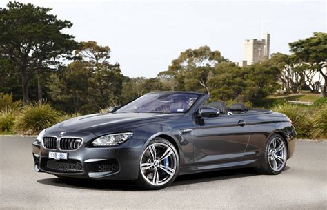 2013 bmw m6 coupe and convertible now on sale in australia
