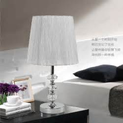 Crystal Table Lamps For Bedroom Crystal Table Lamp For Bedroom Living Room Study 30 Off