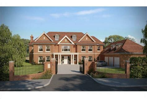 6 bedroom house for sale 6 bedroom detached house for sale in sunningdale spectacular bespoke new residence 6