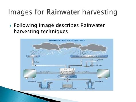 layout plan for rainwater harvesting rain water harvesting