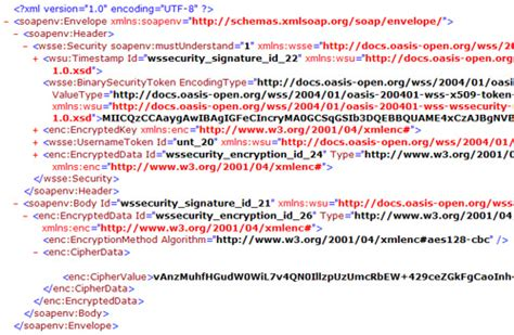 tutorial xml messaging with soap message level security with jax ws on websphere