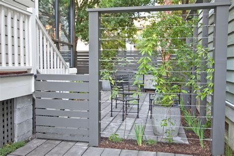 Patio Fence Designs Stupefying Inexpensive Privacy Fence Ideas Decorating Ideas Gallery In Deck Modern Design Ideas