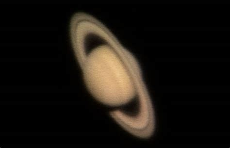 saturn through small telescope seeing in the astrophoto gallery saturn pbs