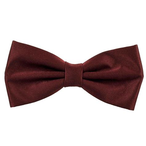 bow tie plain burgundy bow tie from ties planet uk