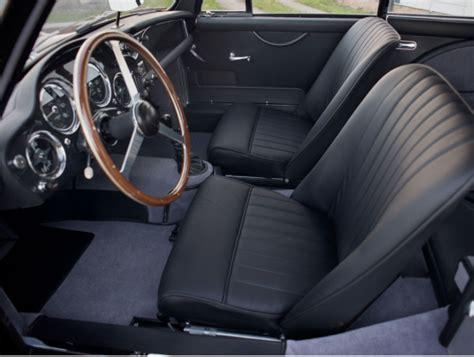 vintage aston martin interior car for sale car of the day 1958 aston martin