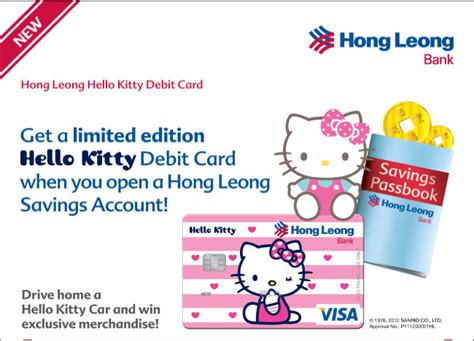 hong leong bank debit card for the of hello chumsy s