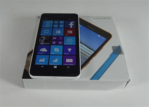 Hp Nokia Lumia 640 Xl Lte microsoft lumia 640 xl lte unboxing midrange lumia denim phablet has arrived complete with