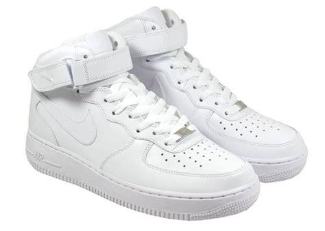 nike air 1 hi top white landau store