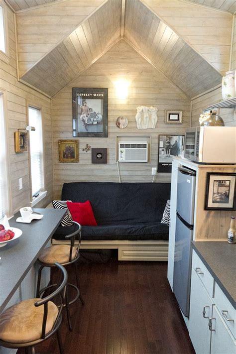 tiny houses without lofts