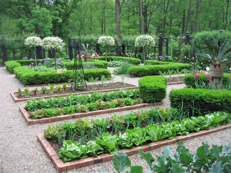 The Art Of The Kitchen Garden Creating A Beautiful Creating A Vegetable Garden