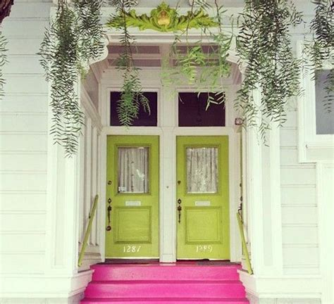 lime green door feng shui of front doors in green and brown colors feng shui tips products and services