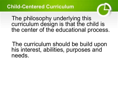 types and pattern of curriculum pattern of curriculum