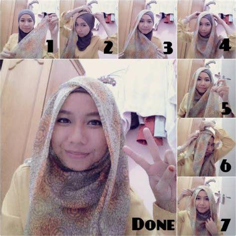 tutorial hijab yg cocok untuk berkacamata tutorial hijab modern cocok untuk segala acara dream co id