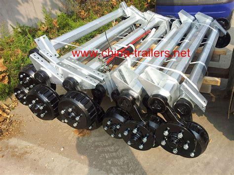 boat trailer parts europe alko torsion axle galvanized boat trailer tr0243 buy